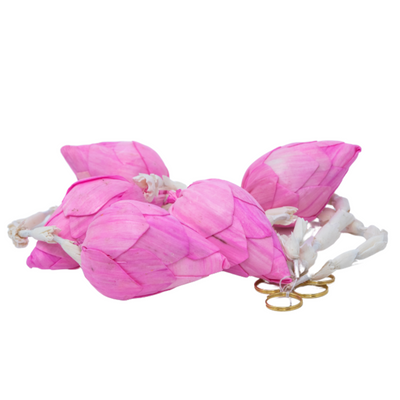 Lilly Lotus Garlands for Festivals & Home Decor