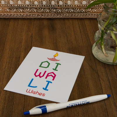 Creative Diwali Greeting Cards