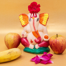 Load image into Gallery viewer, Paint Your Own Ganesha Ganpathi Kit For Kids