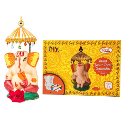 Paint Your Own Ganesha Ganpathi Kit For Kids
