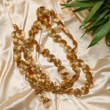 Load image into Gallery viewer, Eco Friendly Gota Garland 5ft Long- (Set of 2 Pieces)