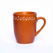 Load image into Gallery viewer, Traditional Looking Earthen Indian Coffee Mug
