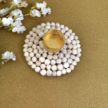 Load image into Gallery viewer, Stunning Mogra Floral Diyas