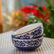Load image into Gallery viewer, Hand Painted Sweet Bowls (Set of 2)