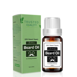 Lanthome Natural Organic Beard Oil -Thicker Essence