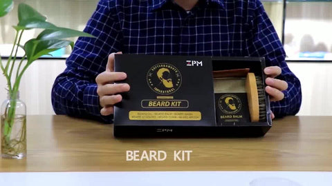 Image of 7 Piece Beard Grooming Kit-shavercentre.com.au