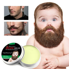 Load image into Gallery viewer, 100% Natural Beard Balm For Dashing Gentlemen