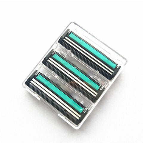 Image of Shaving Razor + 30 Double Layer Blades-shavercentre.com.au