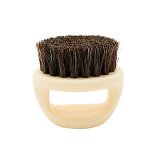 Ring Horse Bristle Beard Brush