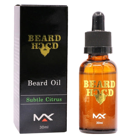 Image of Beard Head Beard Oil 30 ml - Subtle Citrus Scent-shavercentre.com.au