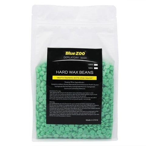Image of Blue Zoo Hard Wax Beans 1000g-shavercentre.com.au