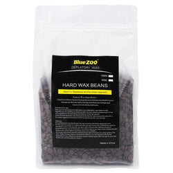 Blue Zoo Hard Wax Beans 1000g-shavercentre.com.au