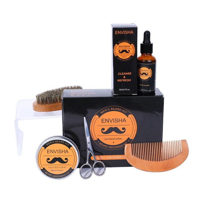 Organic Beard Care Kit-shavercentre.com.au