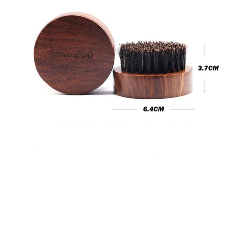Mini Beard Brush-shavercentre.com.au