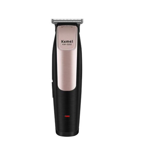 2 in1 USB Rechargeable Engraving Carving Hair Clipper with Precision for Men 0mm Baldheaded Hair Trimmer Hair Cutting Machine 34-shavercentre.com.au