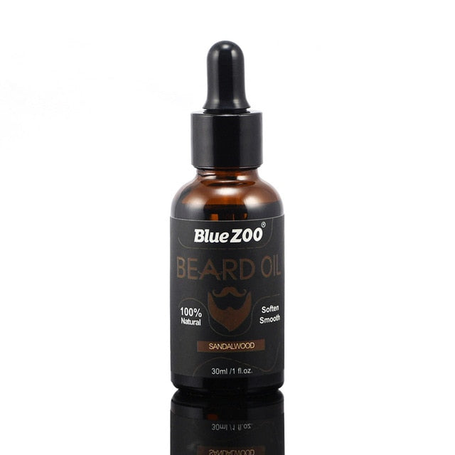 Blue Zoo Essential Beard Oil-shavercentre.com.au