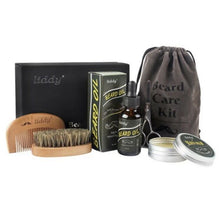 Load image into Gallery viewer, Liddy Beard Care Set