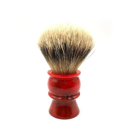 Silvertip Badger Hair Shaving Brush-shavercentre.com.au
