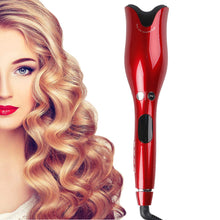 Load image into Gallery viewer, Automatic Rotating Curling Iron-shavercentre.com.au