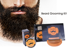 Load image into Gallery viewer, Organic Beard Care Kit-shavercentre.com.au