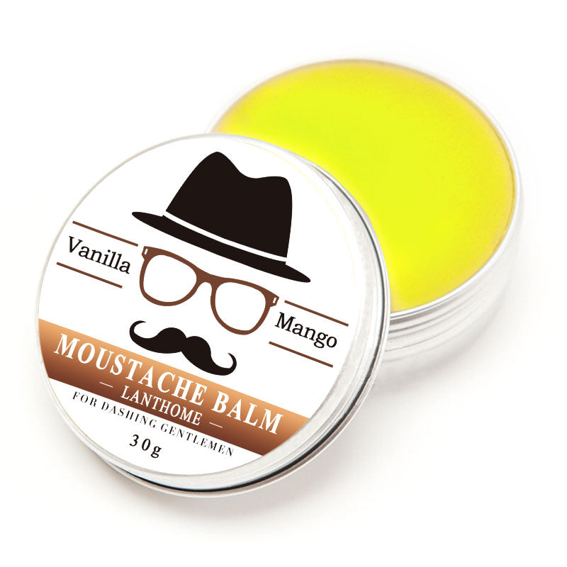 30g Natural Conditioning Moustache Wax