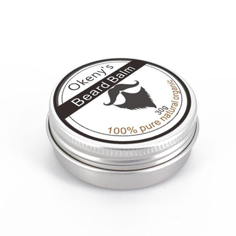 Image of Beard Balm for Beard Growth + Strong Hold (Value Pack)-shavercentre.com.au