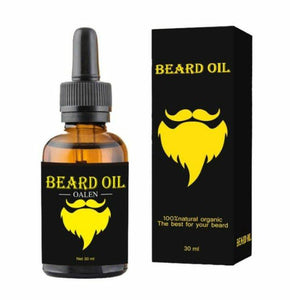 OALEN Organic Beard Oil