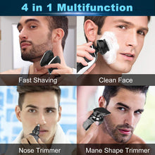 Load image into Gallery viewer, Four in One 3D Floating Body Grooming Set-shavercentre.com.au