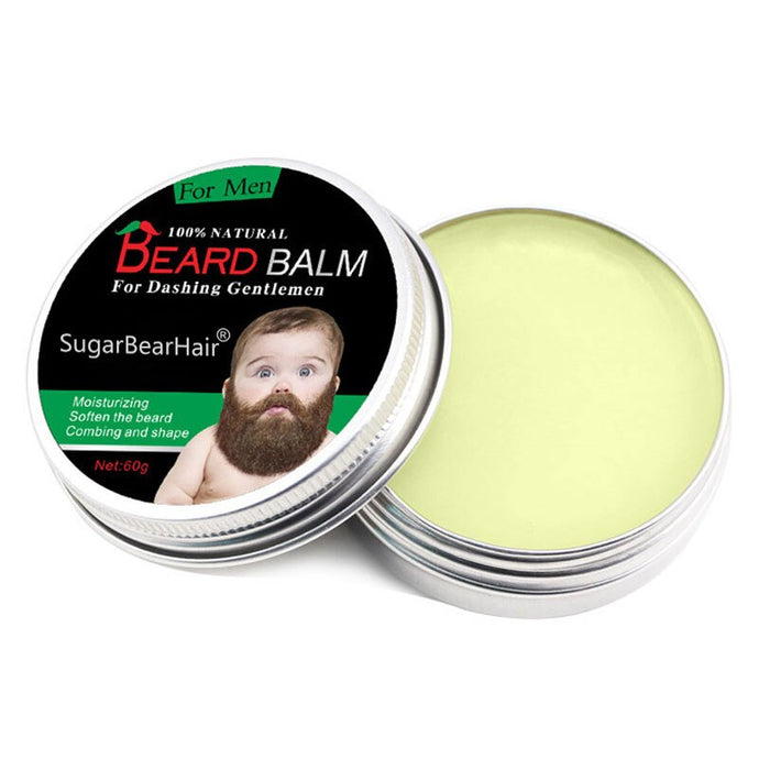 100% Natural Beard Balm For Dashing Gentlemen