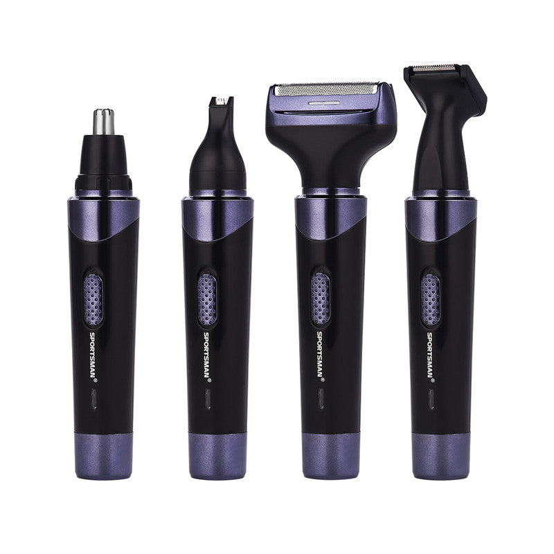 Waterproof Nose Hair Trimmer Set-shavercentre.com.au