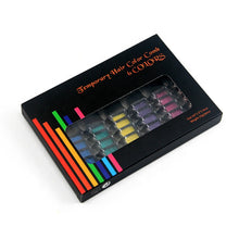 Load image into Gallery viewer, 6 X Temporary Hair Dye Chalk Comb Set-shavercentre.com.au