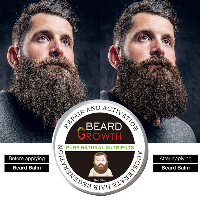 Repair And Activation Beard Growth Balm
