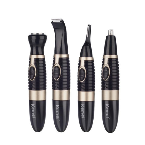 Image of Multi-Functional Nose Hair Trimmer Kit - Black-shavercentre.com.au