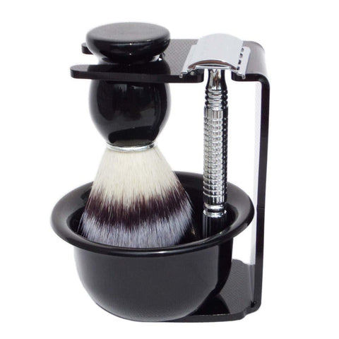 Image of Double Edge Safety Razor Kit-shavercentre.com.au