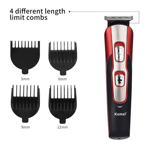 5 in 1 Hair Clipper - Multi Function Electric Shaver - Nose Hair Trimmer - Men's Grooming Kit-shavercentre.com.au