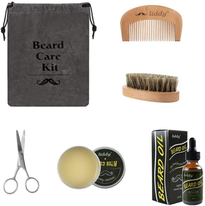 Liddy Beard Care Set