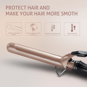 Professional Rotating Curling Iron-shavercentre.com.au