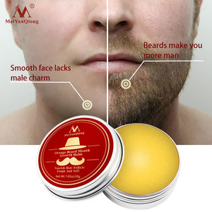 Orange Beard Growth Balm