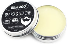 Load image into Gallery viewer, Blue Zoo Beard Balm 100% Natural