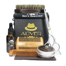 Load image into Gallery viewer, 6 Piece Beard Kit-shavercentre.com.au