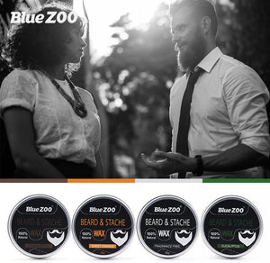 Blue Zoo Beard Balm 100% Natural