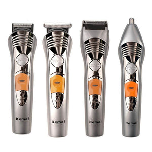 7 in 1 Multi Function Electric Hair Clipper - Nose Hair Trimmer - Electric Shaver