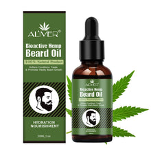 Load image into Gallery viewer, Aliver Bioactive Hemp Beard Oil