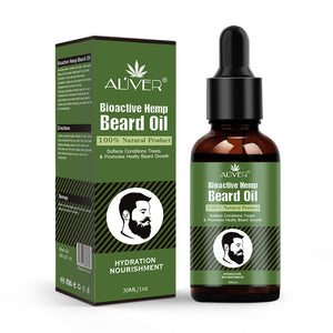 Aliver Bioactive Hemp Beard Oil