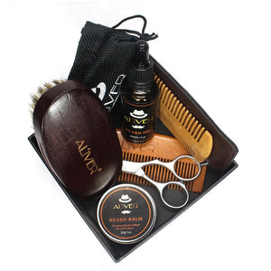 6 Piece Beard Kit-shavercentre.com.au