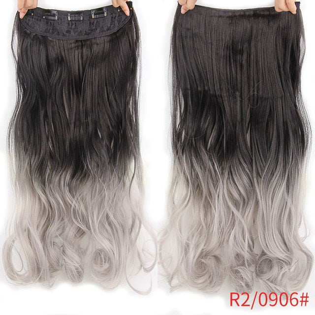 Long Wavy Hair Extensions-shavercentre.com.au