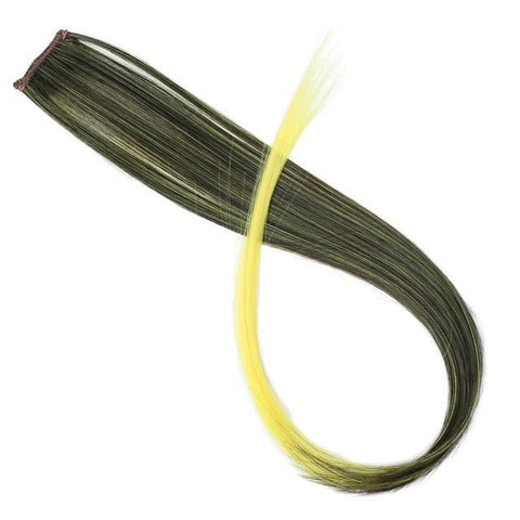Image of Single Clip In One Piece Hair Extensions-shavercentre.com.au