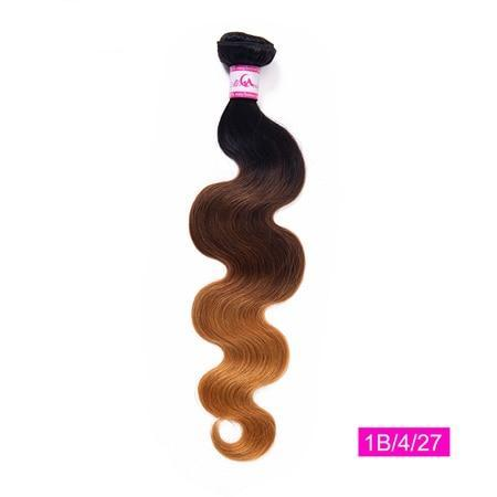 Image of Brazilian Body Wave Hair Extensions-shavercentre.com.au