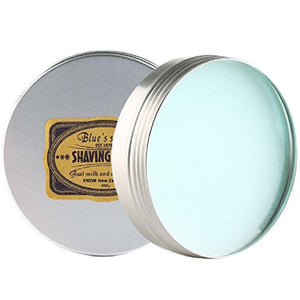 Blue's Shaving Soap with Goats Milk