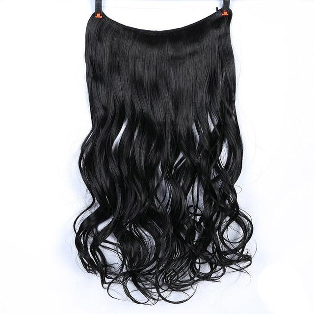 Long Invisible Band Hair Extensions-shavercentre.com.au